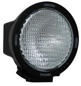 """6.7"""" ROUND BLACK 100 WATT TUNGSTEN FLOOD BEAM LAMP"""