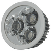 MR-16 LED BULB GU5.3 WATTAGE: 4.1W NATURAL WHITE