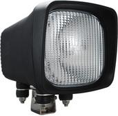 "6"" X 6"" SQUARE BLACK 50 WATT HID FLOOD BEAM LAMP"