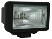 "5"" X 7"" BLACK 35 WATT HID EURO BEAM LAMP"