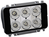 LED REPLACEMENT MODULE SIX 10-WATT LEDS 20 DEGREE NARROW BEAM