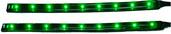 "TWIN PACK FLEXIBLE LED BARS 6"" GREEN"