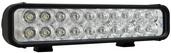 "12"" XMITTER LED BAR BLACK TWENTY 3-WATT LED'S EURO BEAM"