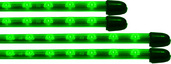 FLEXIBLE LED UNDER CAR KIT GREEN