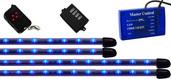 FLEXIBLE LED UNDER CAR KIT BLUE