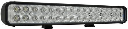 "18"" XMITTER LED BAR BLACK THIRTYTWO 3-WATT LED'S EURO BEAM picture"