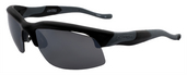 Avalanche Extreme Matte Black/True Color Grey Reflection Silver Polarized