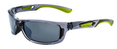 Lynx Crystal Cool Grey / True Color Grey Reflection Silver Polarized