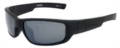 B7 Matte Black / True Color Grey Reflection Silver Polarized