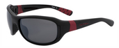 Axo Shiny Black / True Color Grey Reflection Silver Polarized