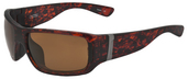 Lycan Fire Tortoise / Contrast Amber Reflection Bronze Polarized
