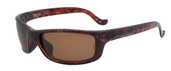 Tioga Fire Tortoise / Contrast Amber Non Reflection Polarized