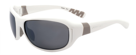 Axo Polar White / True Color Grey Reflection Silver Polarized