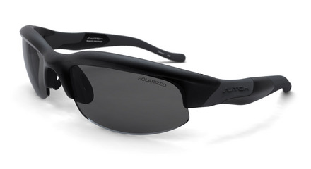Avalanche Upslope Matte Black/True Color Grey Reflection Silver Non-Polarized picture