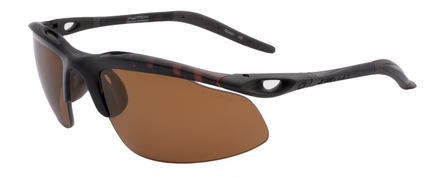 H-Wall Extreme Dark Tortoise / Contrast Amber Reflection Bronze Polarized picture