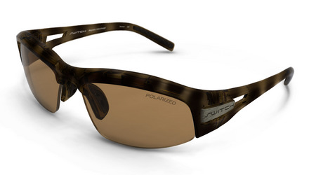 Cortina Uplift Dark Tortoise / Contrast Amber Reflection Bronze Polarized picture