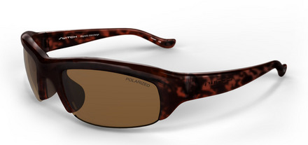 Stoke Tortoise / Contrast Amber Reflection Bronze Polarized