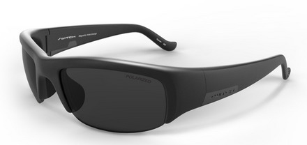 Altitude Matte Black/True Color Grey Reflection Silver, Non-Polarized picture