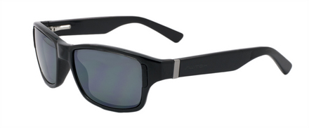 Zealot Shiny Black / Polarized True Color Grey Reflection Blue picture