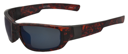 B7 Fire Tortoise / True Color Grey Reflection Blue - Polarized picture