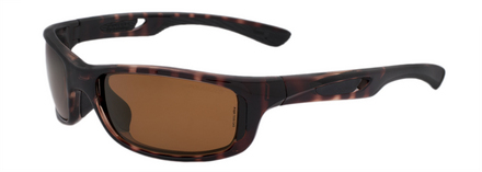 Lynx Dark Tortoise / Contrast Amber Reflection Bronze Polarized picture