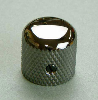 4KB1J1K - Metal Dome Knob  (Cosmo Black) picture