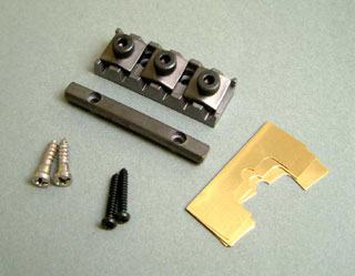 2TL1X43PC- Top Lok III Locking Nut Set Powder Cosmo 43mm (Top Mount) picture