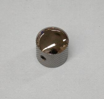 4KB1C1K - Metal Dome Knob  (Cosmo Black) picture