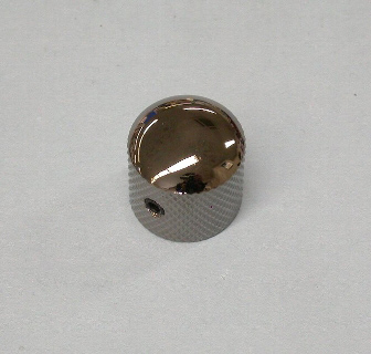 4KB1C1K - Metal Dome Knob  (Cosmo Black) picture