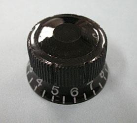 4KB3XA0010 - Sure Grip III Control Knob (Black) picture
