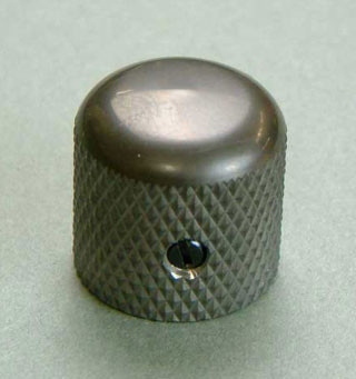 4KB1J1PC- Metal Dome Knob- Powder Cosmo picture