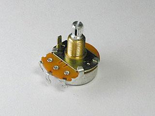 3VR1C500B - Potentiometer 24MM Split Shaft 500K-B picture