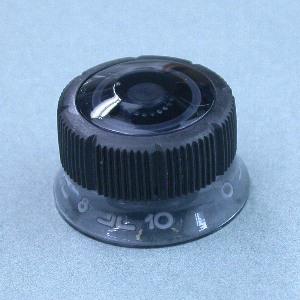 4KB1JH1B - Sure Grip II Control Knob (Black) picture