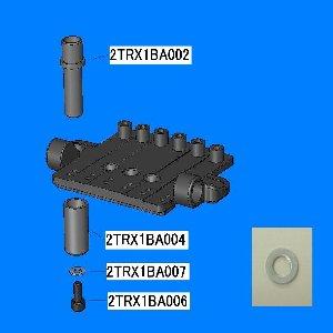 2TRX1BA007 - Plain Washer- ZR picture