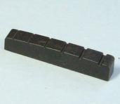 4NT1CG5043 - Electric Guitar Nut - 5x43mm (Black Plastic)