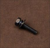 MS418HSBW- Mounting Screw w/ Washer (Warlord Lug)