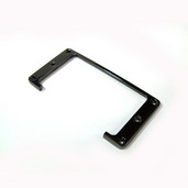 4MR08A0001- Pickup Mounting Ring- Cosmo Black (Cut Type)