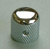4KB1J1C- Metal Dome Knob- Chrome