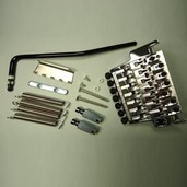 2LE1UV31C- Lo-Pro Edge 7 Tremolo Set- Chrome