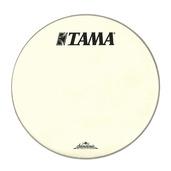 "CT24BMOT- 24"" Starclassic Vintage White Coated Head with Black TAMA and Starclassic Logo"