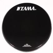 "BK22BMTT- 22"" Starclassic Series Black Head with White TAMA and Starclassic Logo"