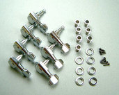 2MH1S38L7C- 7-String Machine Head Set (7L)- Chrome