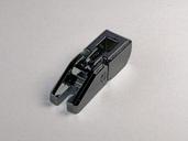2LE22K- Lo-Pro Edge Saddle Unit- Cosmo Black