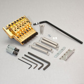 2LE1R31G- Lo-Pro Edge Tremolo Set- Gold