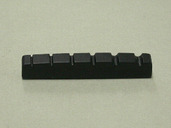 4NT1CG5054 - 6 String Bass Nut 5x54MM (Black Graphite)