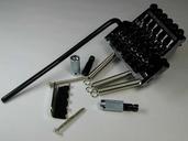2LE1R31K- Lo-Pro Edge Tremolo Set- Cosmo Black