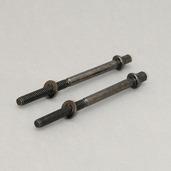 MS676SHPBN- Tension Bolt 76mm (2pc) Black Nickel w/ Metal Washer