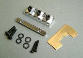 2TL1H43C- Top Lok III Locking Nut Set 43mm- Chrome