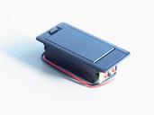 4PT1MC0003 - Bass Battery Box- (Snap Type w/ Diode)