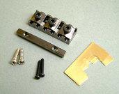 2TL1X43K- Top Lok III Locking Nut Set 43mm- Cosmo Black (Top Mount)